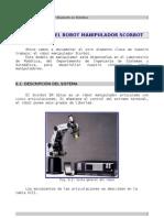 ROB062 Capitulo 6. El Robot Manipulador Scorbot