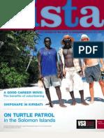 VSA Vista Issue 2 2011