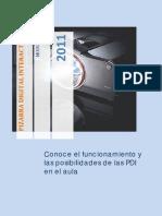 Pizarra Digital Interactiva. Unidad 1