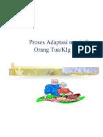 Proses Adaptasi Mjd Ortu-kelg Baru