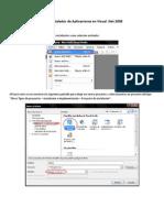 Crear Instalador Visual .Net 2008