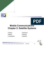 C05 Satellite Systems