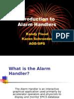 Alarm Handler4