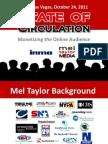 Mel Taylor INMA Vegas 10.24.11
