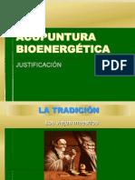 Justificacion de La Acupuntura Bio Energetic A