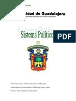Analisis del Sistema Político