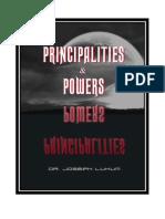 Principalities & Powers