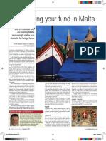 Re Domiciling in Malta