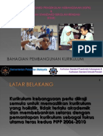 Kurikulum Standard Prasekolah Kebangsaan (Kspk)