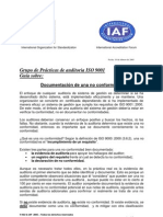 3 Document an Do Una No Conform Id Ad