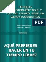 10.2-Técnicas sociorecreativas en Gerontogeriatría -sin fotos-