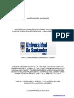 Diseño e Implementacion De Un Sition Web Educativo