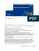 Monitoring Managing Data Centre