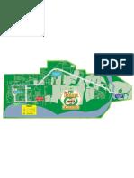 Milo Marathon GenSan Route Map