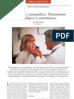 amigdalitis y faringitis