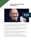 Los Diez Mandamientos de Steve Jobs Para Los Emprendedores