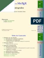 Integral ( Material )