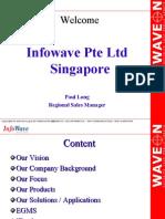 Infowave Presentation