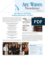Arc Mercer 2011 Fall Newsletter