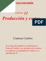 09 Producción y Costos
