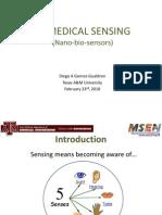 G4 Bio Medical Sensing