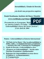 Unidad 6 BM Accountability Reforma Judicial en Alc