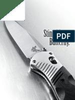 2011 Benchmade Consumer Catalog