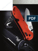 2011 Benchmade Pro Catalog