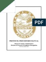 Protocol Manual