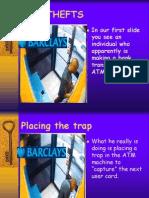 ATM THEFT Barclays Bank Dubai