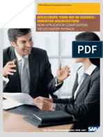 Accelerate Your ROI in Service-Oriented Architecture