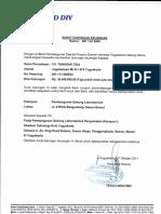 Dukungan Keuangan CV Tunggak Tiga Untuk ATK