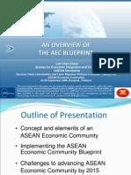 AEC Blueprint 2007 Presentation