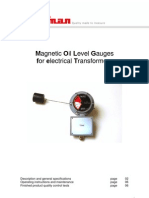Magnetic Oil Level Gauges