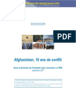 Afghanistan 10 Ans de Conflit