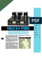 Finale Hi Fi Stereo Con Valvole El34 o Kt88 213