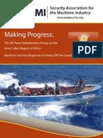 SAMI Briefing Document Making Progress