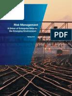 KPMG Risk Management Survey 2011
