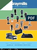 Graymills Pump Products Catalog