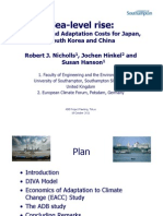 Sea Level Rise-Impacts and Adaptation Costs for Japan, ROK and PRC