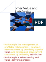 Ten (Customer Value and Satisfaction)