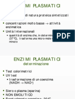 Enzimi plasmatici