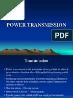 Power Transmission Prashanth