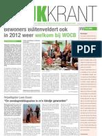 Wijkkrant Buitenveldert November 2011