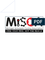 MiSCA Benches Bumper Sticker