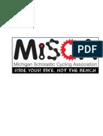MiSCA Benches Bumper Sticker