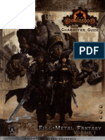 D&D 3rd Ed.-iron Kingdoms-Character Guide (Rules Source Book)