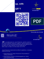 """What's up with """"QR""""? - Presentation 11.2011"""