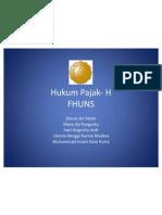 Slide Hukum Pajak- H