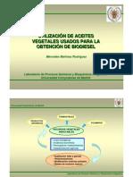 Biodiesel Madrid